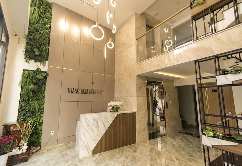 AHA Thang Bom Apartment Da Nang, Da Nang, Reception