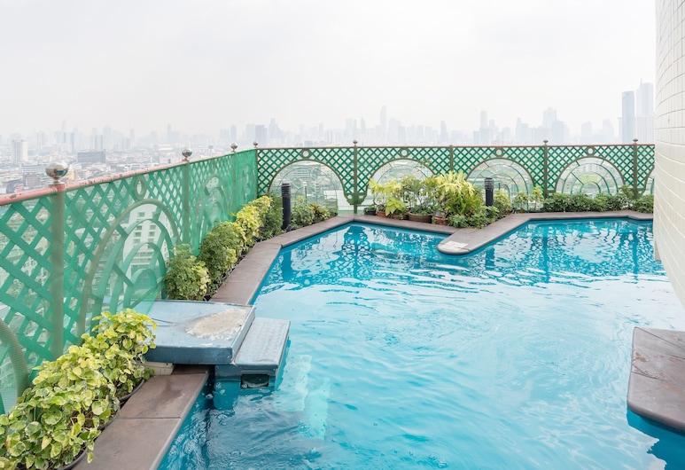 チャイナタウン セントラ バイ ファブステイ, バンコク, 屋外プール