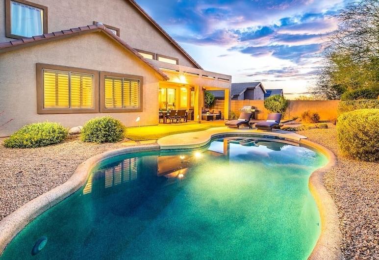 Desert Retreat, Phoenix, Pool