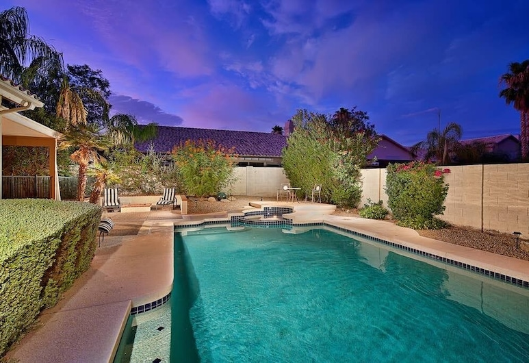 Palm View, Scottsdale, Pool