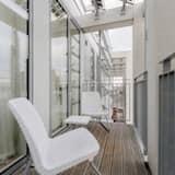 Apartemen, 1 Tempat Tidur Queen - Balkon