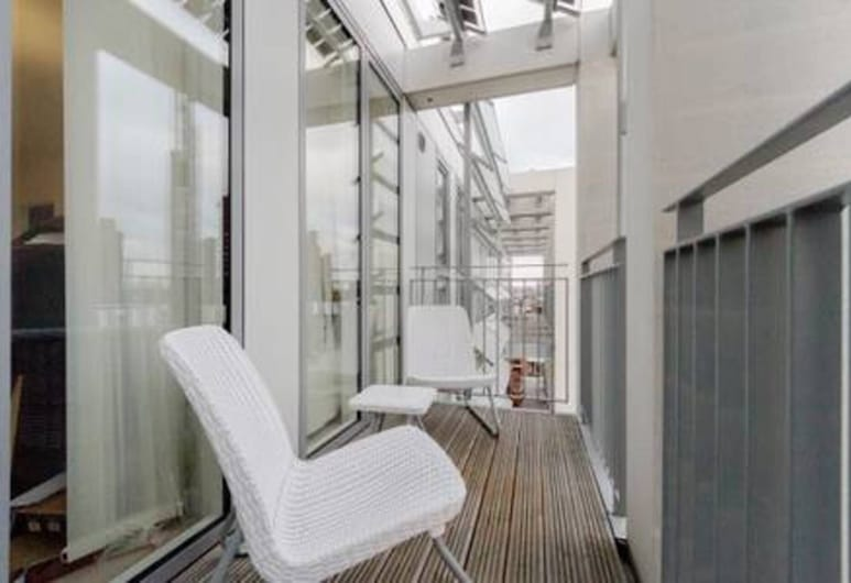 Lux 1-bed Apt. With Balcony, Londýn