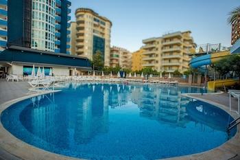 Foto Arsi Blue Beach Hotel - All Inclusive di Alanya