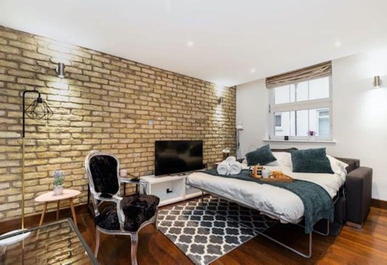 Knightsbridge - Hyde Park Mews House, 倫敦, 都會公寓, 2 間臥室 (2156. Ovington), 客房
