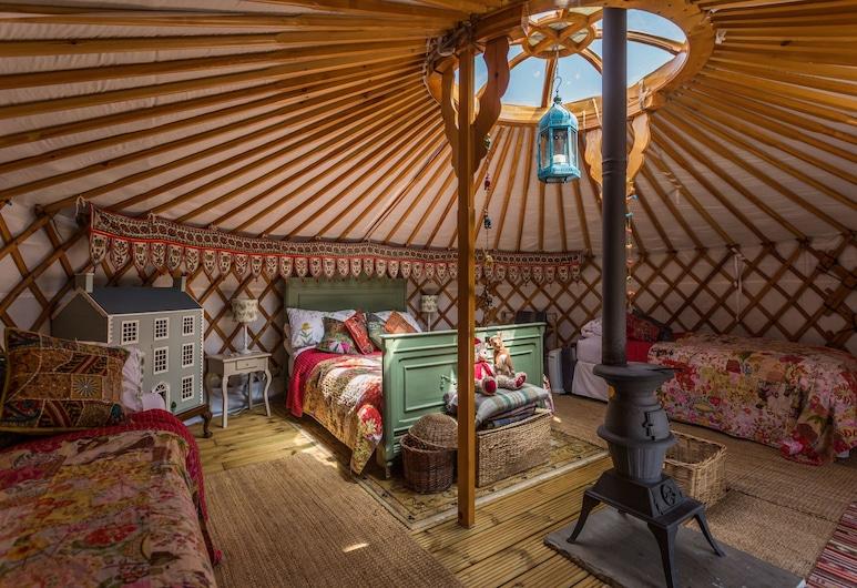 Midland Farm, Hereford, Mongolian Yurt, Oturma Odası