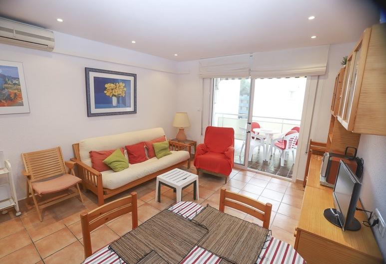 Apartamento Mexico, Cambrils, Apart Daire, 1 Yatak Odası, Oturma Alanı
