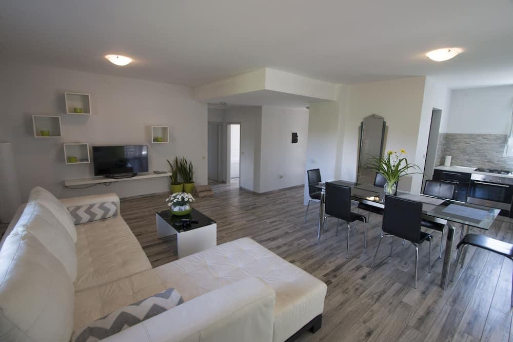 Villa, Private Pool - Living Area
