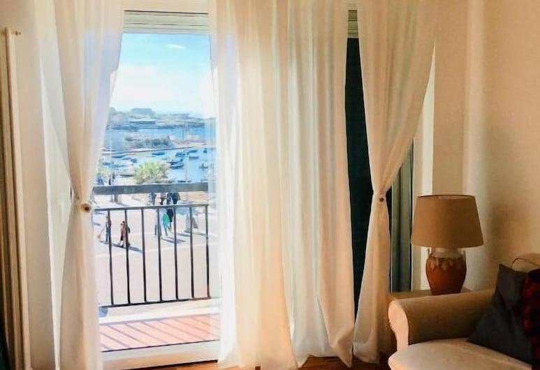 Torre a mare sun, Bari, Departamento, 1 habitación, Sala de estar