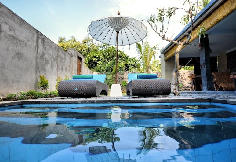 Coco Garden Pool Villas, クブタンバハン, 屋外プール