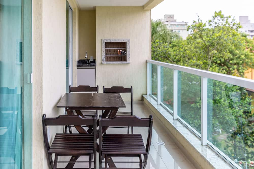 Comfort Apartment (104A) - Balcony