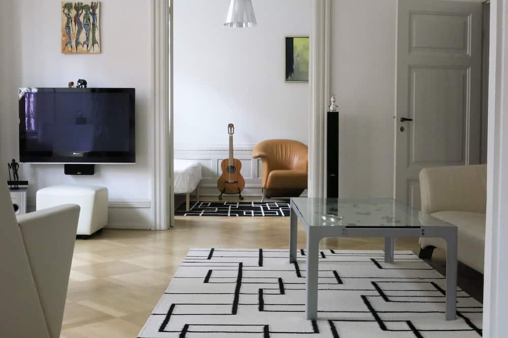 דירת בייסיק - אזור מגורים