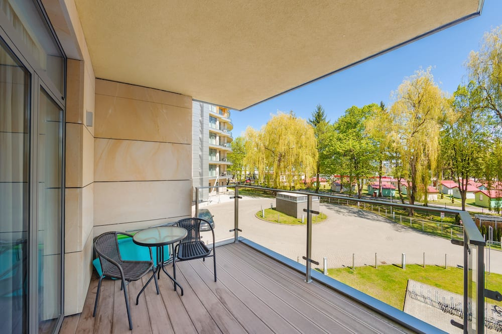 Apartment (10 A) - Balkon