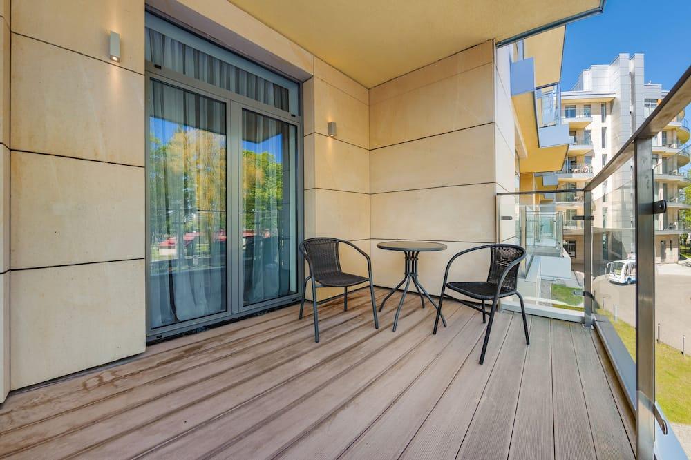 Apartment (11 A) - Balkon