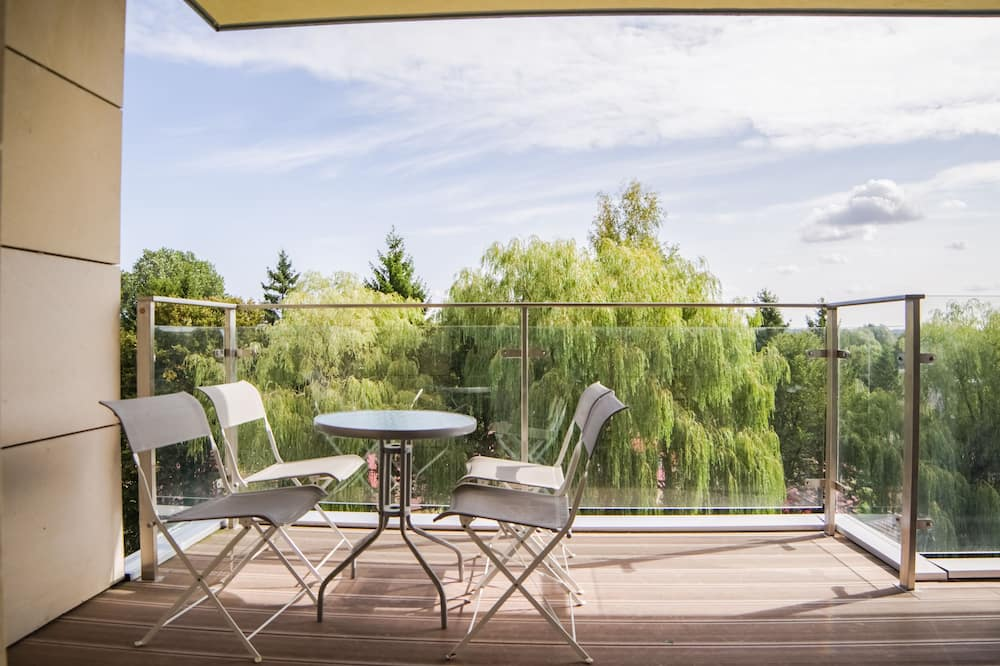 Apartment (53 A) - Balkon