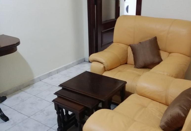 Tng Ibnou Batouta, Tangier, Apartment, 2 Bedrooms, Living Area