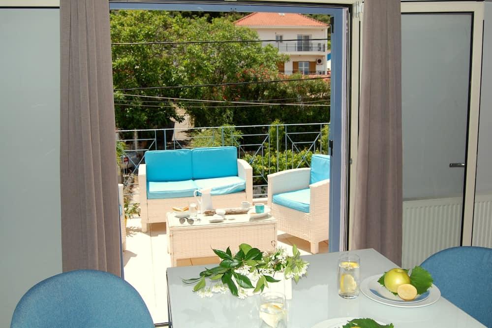 Departamento de lujo (4) - Balcón