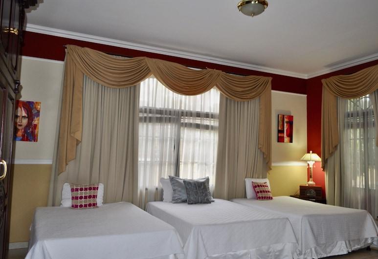 Del Real - Bed & Breakfast, San Pedro Sula, Chambre Familiale, Chambre