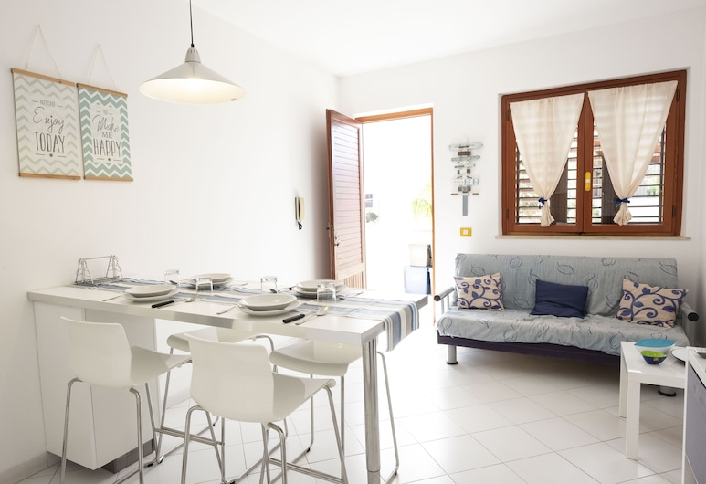 Appartamento Nuvola, San Vito Lo Capo, Phòng khách