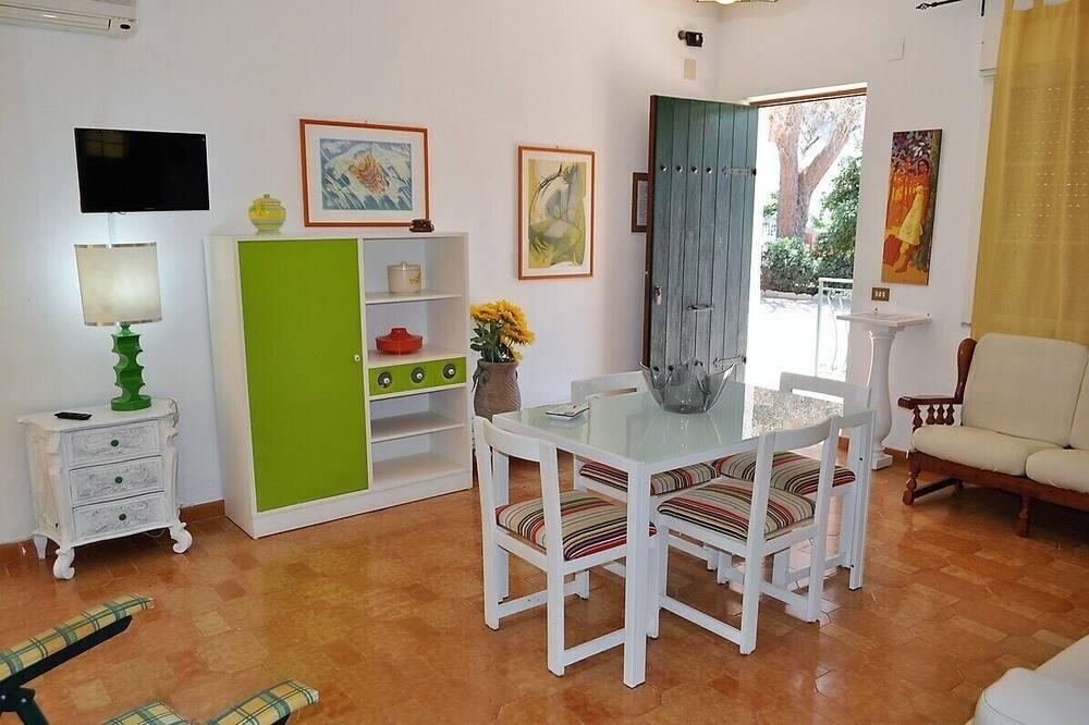 Apartemen, 2 kamar tidur - Tempat Makan Di Kamar