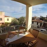 Apartamento, 2 habitaciones, balcón - Terraza o patio