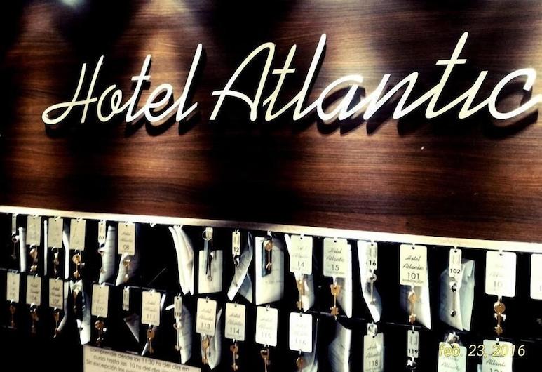 Hotel Atlantic , Mar del Plata, Recepción