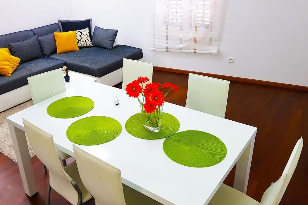 ซิตี้อพาร์ทเมนท์ - บริการอาหารในห้องพัก