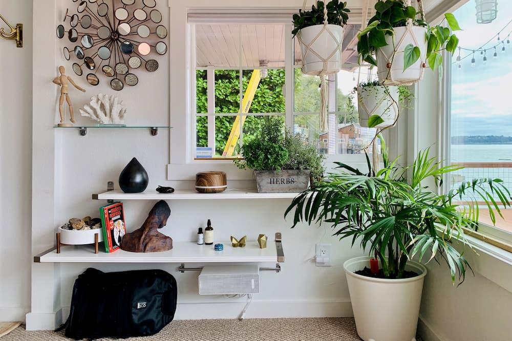 Domek wypoczynkowy Panoramic - Salon