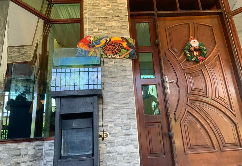 Hostal Selvatrip, Leticia, Fachada do Hotel