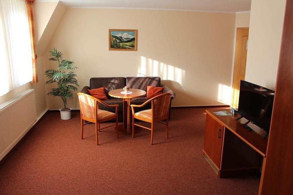 Standard Double Room - Living Room