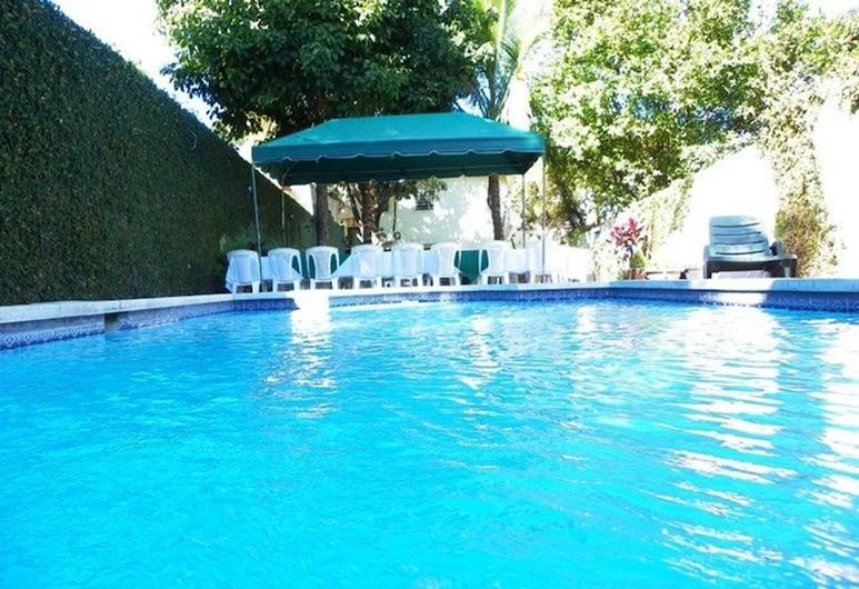 Hotel El Torogoz, ซันซัลวาดอร์, สระว่ายน้ำ