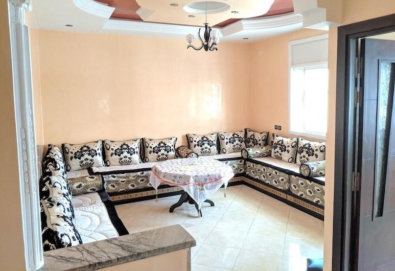 Family Appart BA, Kenitra, Apartmán typu Deluxe (1), Obývacie priestory