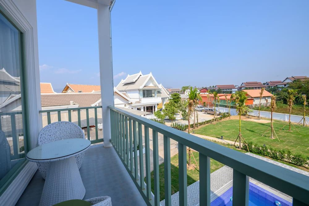 Classic Double or Twin Room - Balcony View