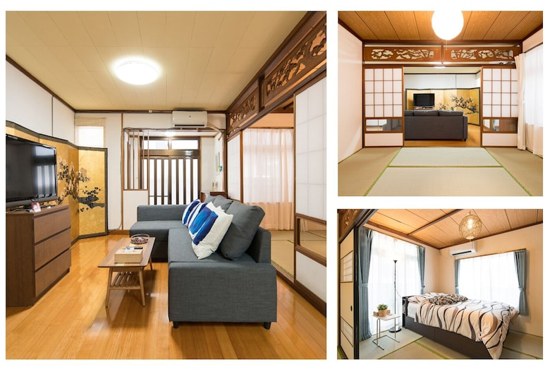 Naha Asahibashi Condominium HOLIDAY, Naha, House (Private Vacation Home), Bilik