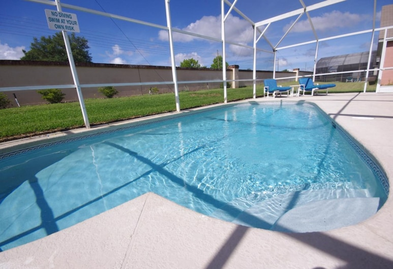 Victoria's Cottage, Kissimmee, Casa (Victoria's Cottage), Piscina