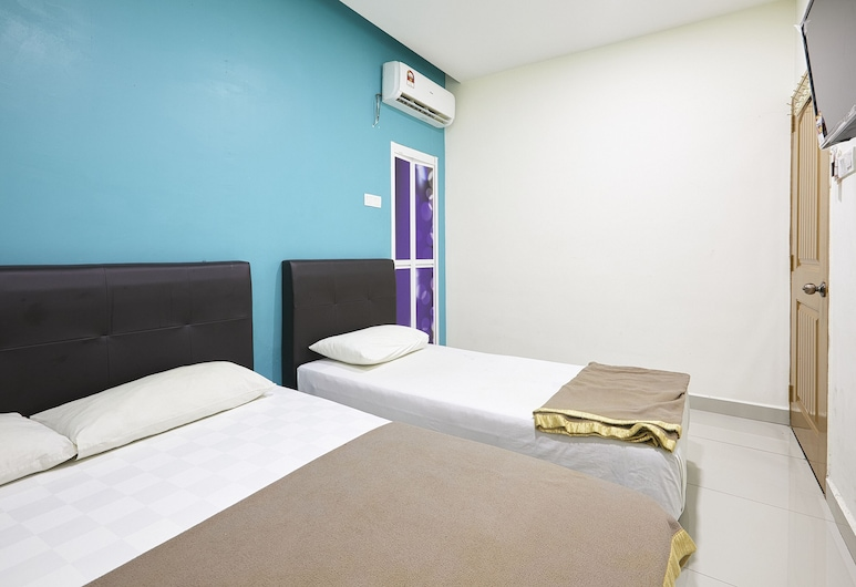 โรงแรม 3วินซ์, กัวลาลัมเปอร์, ห้องแฟมิลี่, ห้องพัก