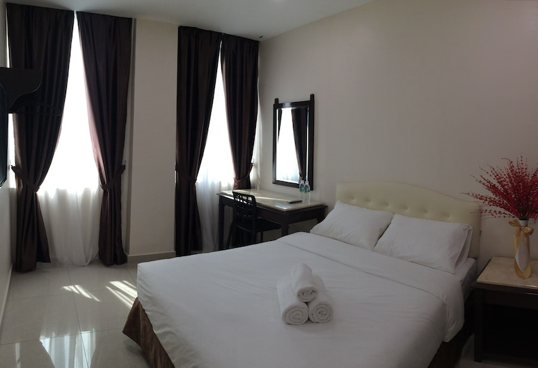 Sam Hotel, Sitiawan, Standardværelse, Værelse