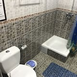 Bendrabutis, mišrus bendrabutis (Bed in 4-bed Room) - Vonios kambarys