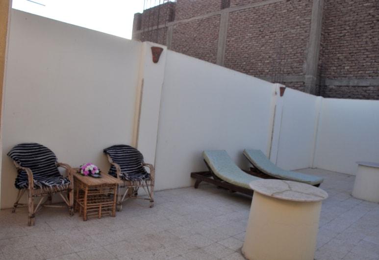 Karnak Flats, Luxor, Apartment, 2 Bedrooms, Terrace/Patio