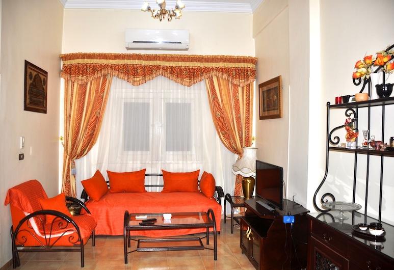 Karnak Flats, Luxor, Departamento, 1 habitación, Sala de estar