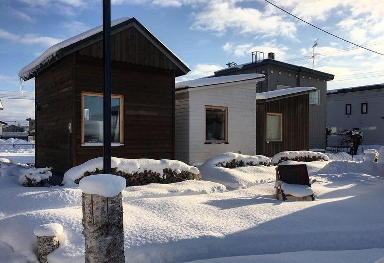 Asahikawa Koen Guesthouse - Hostel, 旭川, 外觀