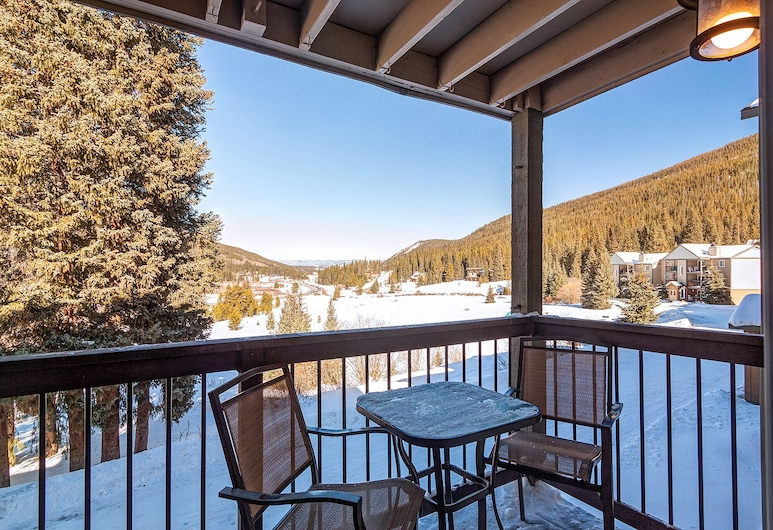 #1749 Two Bedroom Condo - 5 Minutes to Breck - Affordable Value!, Брекенридж, Балкон