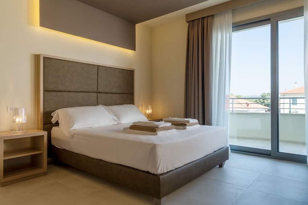 غرفة سوبيريور - بمنظر جزئي للبحر - غرفة نزلاء