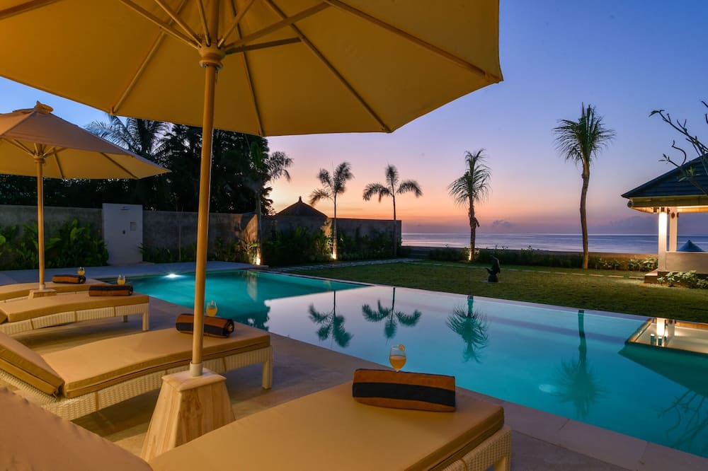 Luxury Villa, 4 Bedrooms, Private Pool, Beach View - Private pool