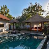 Deluxe-Villa, 3Schlafzimmer, eigener Pool - Privatpool