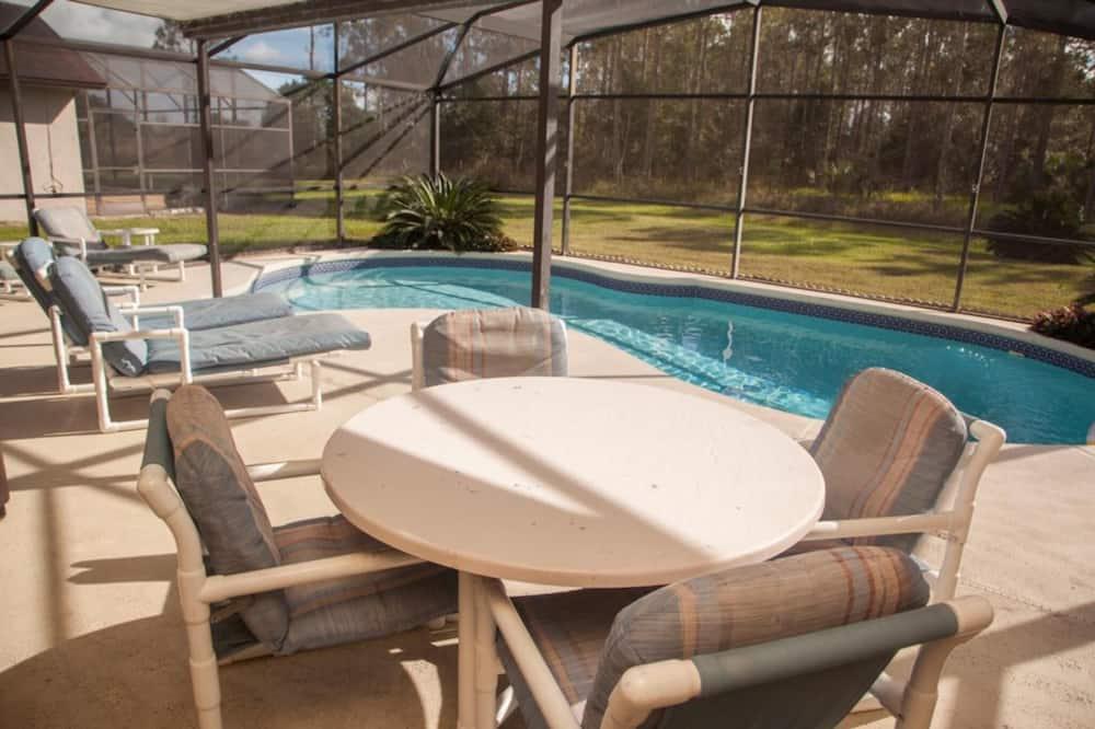 House (Villa Captiva) - Pool