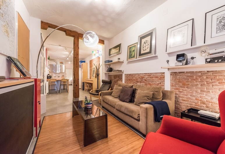 Apartamento Hedren, Madrid