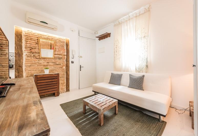 Apartamento Novak, Madrid, Apartment, 1 Bedroom, Living Room