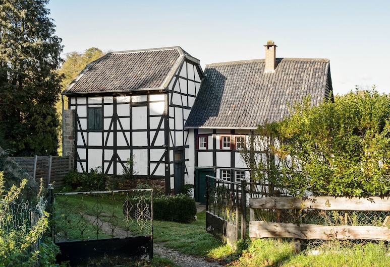 A Lovely Watermill Surrounded by Delightful Greenery, Heimbach