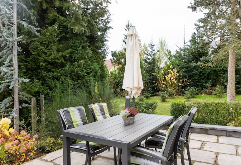 Adorable Holiday Home in the Middle of Nature of the Thuringian Forest, Wutha-Farnroda, Balcony