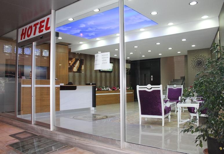 Avcilar Emre Hotel, Istanbul, Hotel Entrance
